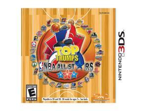 Top Trumps NBA All Stars Nintendo 3DS Game