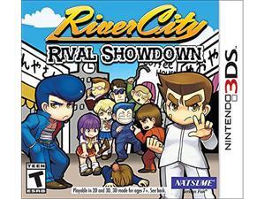 River City Rival Showdown - Nintendo 3DS