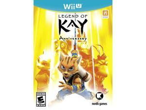 Legend of Kay HD Nintendo Wii U