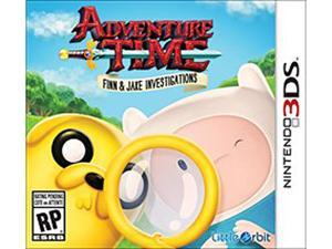 Adventure Time: Finn and Jake Investigations Nintendo 3DS