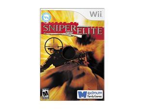 Sniper Elite Wii Game
