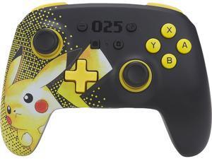 PowerA 1521476-01 Enhanced Wireless Controller Pikachu 25th Anniversary Switch