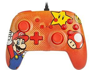 PowerA Enhanced Wired Controller for Nintendo Switch - Mario Vintage (1518381-01)