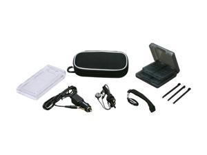 dreamGEAR 10 in 1 Starter Kit (Black) for DSi