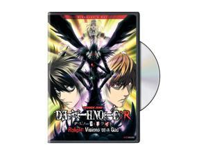 DEATH NOTE RE-LIGHT #1-VISIONS OF A GOD (DVD/FF-16X9)