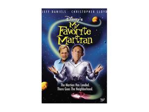 MY FAVORITE MARTIAN-REPACKAGE (DVD/1.85/DD 5.1/FR-DUB)