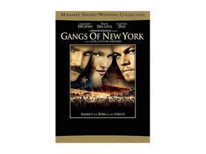 GANGS OF NEW YORK (DVD/2 DISCS)                               NLA