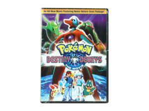 Pokemon - Destiny Deoxys (DVD / FREM / ENG) Veronica Taylor, Eric Stuart, Amy Birnbaum, Lisa Ortiz, Tara Jayne
