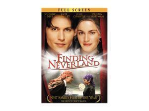 FINDING NEVERLAND (DVD/FF 1.33/FR-DUB/SP-BOTH)                NLA