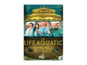 BUENA VISTA HOME VIDEO LIFE AQUATIC W/STEVE ZISSOU (DVD/WS 2.35/DD 5.1/DTS/FR-SP-SUB) D40464D