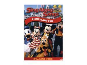 SING ALONG SONGS DISNEYLAND FUN (DVD)