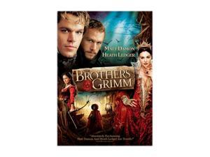 BROTHERS GRIMM (DVD)-NLA