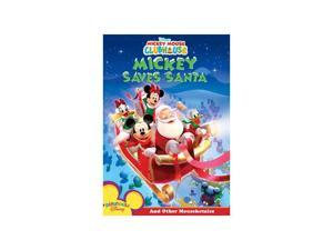 MICKEY MOUSE CLUBHOUSE MICKEY SAVES SANTA & OTHER MOUSEKETALES (DVD)