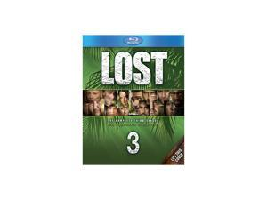 LOST-3RD SEASON (UNEXPLORED EXPERIENCE) (BR/6 DISC)
