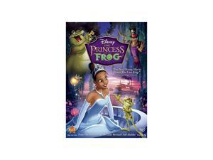 PRINCESS & THE FROG (DVD/WS 1.78/5.1 DOLBY/ENG-SUB/SP-BOTH)