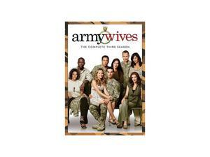 ARMY WIVES-3RD SEASON COMPLETE (DVD/5 DISC/WS 1.78/DD 5.1 SS/SP-FR-SUB)