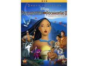 BUENA VISTA HOME VIDEO POCAHONTAS/POCAHONTAS-JOURNEY TO A NEW WORLD-SE 2PK (DVD/2-MOVIE COLL) D108791D