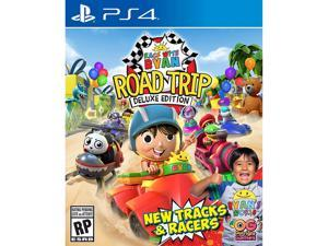 Race With Ryan Road Trip Deluxe Edition - PlayStation 4