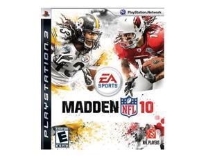 Madden 2010 Playstation3 Game