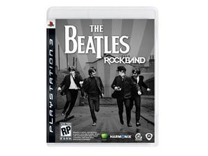 Beatles: Rock Band (Software Only) Playstation3 Game