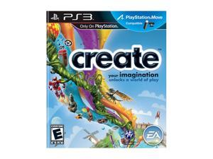 Create Playstation3 Game