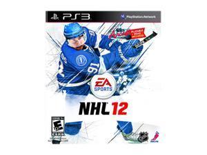 NHL 12 Playstation3 Game