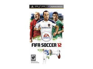 FIFA Soccer 12 PSP Game EA