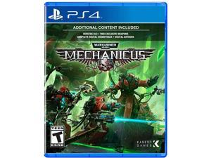 Warhammer 40k: Mechanicus - PlayStation 4