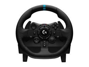 Logitech G923 True Force Racing Wheel for PlayStation 4/PC - Black (941-000147)