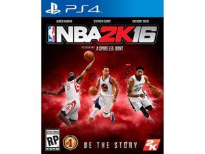 NBA 2K16: Early Tip-off Edition - PlayStation 4