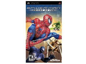 Spider-Man: Friend or Foe PSP Game Activision