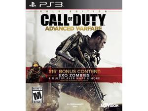 Call Of Duty: Advanced Warfare Gold Edition W/DLC PlayStation 3