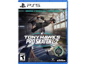 Tony Hawk Pro Skater 1+2 - PS5 Video Games