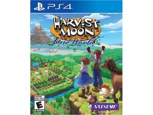 Harvest Moon: One World Standard Edition - PlayStation 4