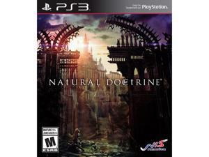 NAtURAL DOCtRINE PlayStation 3