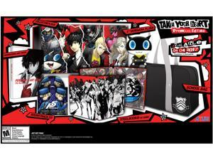 """Persona 5 -""""Take Your Heart"""" Premium Edition - PlayStation 4"""