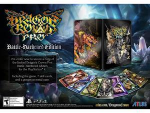 Dragons Crown Pro Battle-Hardened Edition - PlayStation 4