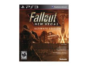 Fallout New Vegas Ultimate Collection PlayStation 3