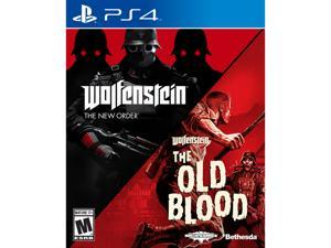 Wolfenstein The Two-Pack Bundle - PlayStation 4