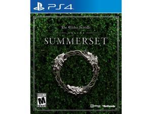 The Elder Scrolls Online: Summerset - PlayStation 4