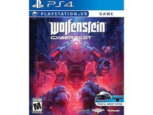 Wolfenstein: Cyberpilot - PlayStation 4