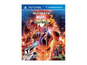 Ultimate Marvel Vs Capcom PS Vita Games