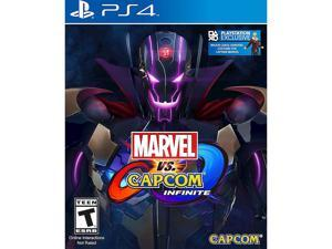 Marvel vs Capcom: Infinite - Deluxe Edition - PlayStation 4