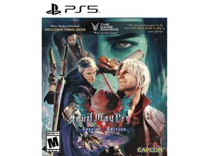 Devil May Cry 5 Special Edition - PS5 Video Games