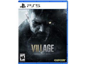Resident Evil Village - PS5 Video Games