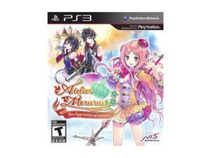 Atelier Meruru: The Apprentice of Arland Playstation3 Game