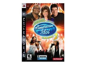 Karaoke Rev American Idol Encore 2 Bundle Playstation3 Game