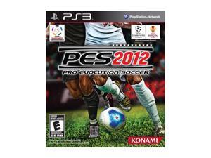 Pro Evolution Soccer 2012 Playstation3 Game