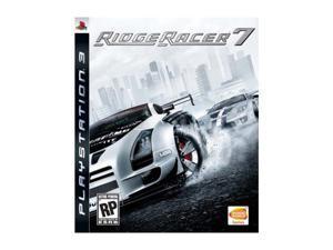 Ridge Racer 7 Playstation3 Game