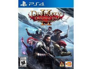 Divinity: Original Sin II Definitive Edition - PlayStation 4